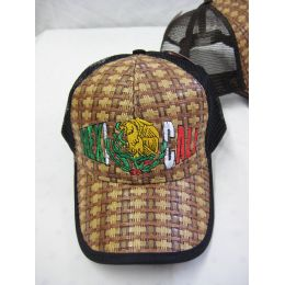 48 Units of Mexi Cali Cap - Hats With Sayings