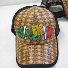 48 Units of Ense Nada Cap - Hats With Sayings
