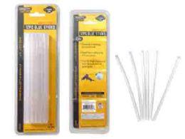 144 Units of 12pc Glue Gun Glue Sticks - Glue Office and School