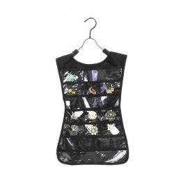 48 Units of Black Dress Jewelry Organizer - Jewelry Box