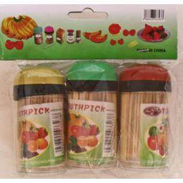 100 Units of Toothpicks - Toothpicks