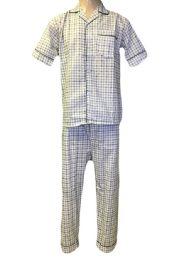 48 Units of Comfort Zone Mens Long Leg Pajamas - Mens Pajamas