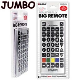 24 Units of Really Really Big Remote Control. - Television Antennas & Remote Controls