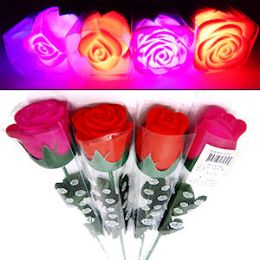 144 Wholesale Glowing Roses.