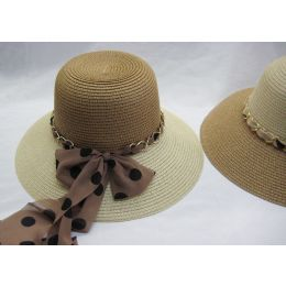 24 Wholesale Ladies Summer Sun Hat
