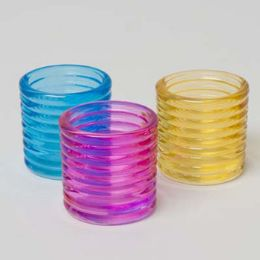 72 Bulk Candle Holder Glass