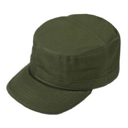 24 Wholesale Fitted Army Military Cadet In Olive