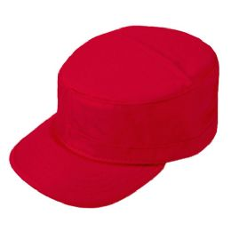 24 Wholesale Fitted Army Military Cadet In Red