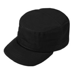 24 Wholesale Fitted Army Military Cadet In Black