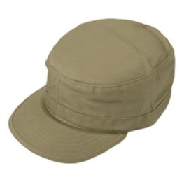 24 Wholesale Fitted Army Military Cadet In Khaki