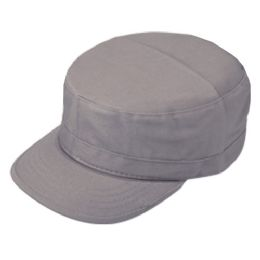 24 Wholesale Fitted Army Military Cadet In Gray