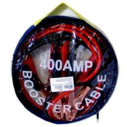 24 of 400 Amp Booster Cable
