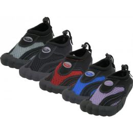 """36 of Wholesale Youth's Barefoot """"wave"""" Water Shoes"""