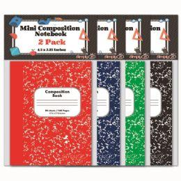 72 Bulk Mini Composition Book