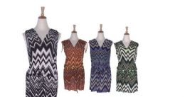 72 Units of Womens Fashion Short Summer Dress And Sun Dress - Womens Sundresses & Fashion