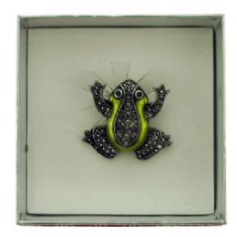 36 Bulk Frog Pin With Gift Box