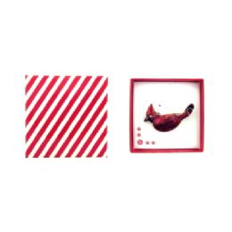 36 Bulk Cardinal Pin Gift Box