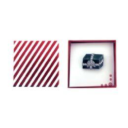 36 Bulk Christmas Gift Pin Gift Box
