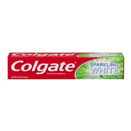 24 Units of Colgate Sparkling White - Toothbrushes and Toothpaste