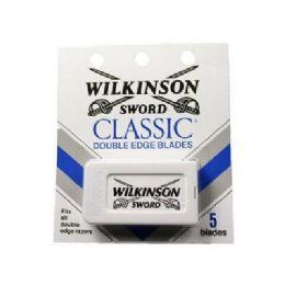 80 Units of Wilkinson Blade 5 Count - Shaving Razors