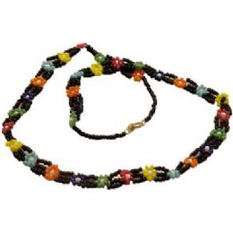 36 Wholesale Beaded Necklace