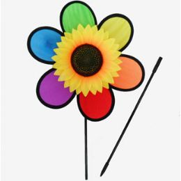 """72 Units of 11"""" W Sunflower Windspinner - Wind Spinners"""