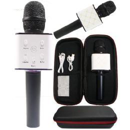 6 Bulk Karaoke Microphone Black Only