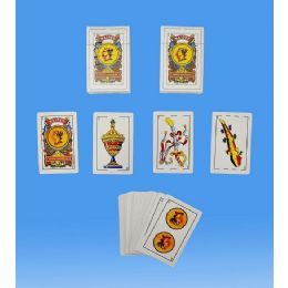 144 Bulk Spanish Playing Card