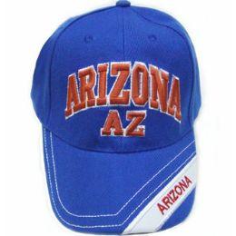 72 Units of Arizona Cap - Hats With Sayings