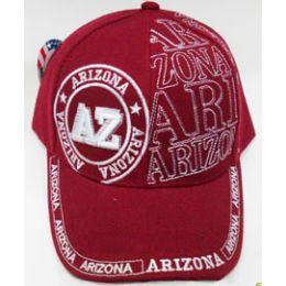 75 Units of Az Cap - Hats With Sayings