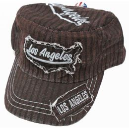 72 Units of Los Angeles Fashion Cap - Hats With Sayings