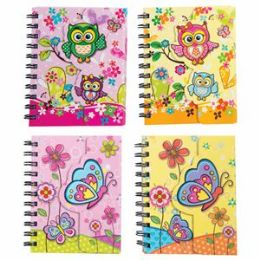 36 Units of Sparkle Journal - Memo Holders and Magnets