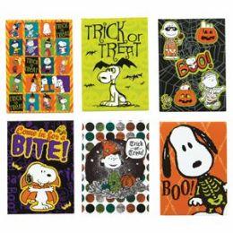 240 Units of Peanuts Halloween Mini Memo Previous Product Peanuts Halloween Eraser - Memo Holders and Magnets