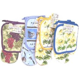 72 Units of Pot Holder & Oven Mit - Oven Mits & Pot Holders