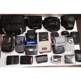 72 of Assorted Camera Cases