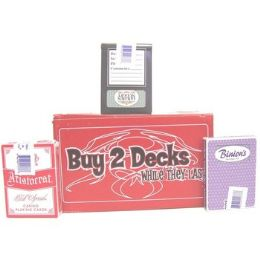 96 Bulk Playing Cards