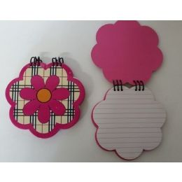 144 Units of Mini Spiral Notebook - Memo Holders and Magnets