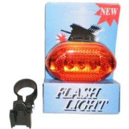 72 Units of Flashing Bicycle Light - Biking