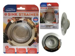 72 Units of 1 Piece Sink Strainer - Strainers & Funnels