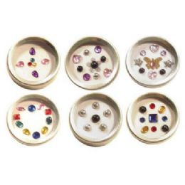 36 Wholesale 6 Assorted Body Jewelry Styles Per Container