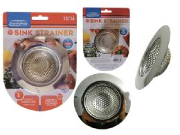 96 Units of 1 Piece Sink Strainer - Strainers & Funnels