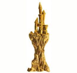 36 Wholesale Gol Tone Wizard's Castle Pins