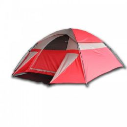 2 of 3 Person Dome Shaped Camping Tent