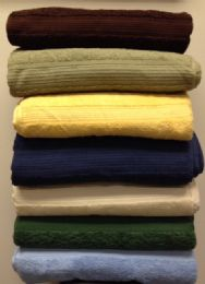 24 Units of Majestic Luxury Bath Towels 27 X 52 Navy Blue - Bath Towels