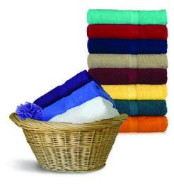 24 Units of Royal Comfort Luxury Bath Towels 24 X 48 Caribbean Blue - Bath Towels