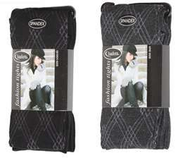 36 Units of Women's Heavy Tights - Womens Tights