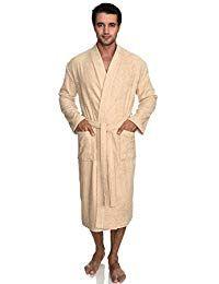 4 Bulk Bath Robes In Robe In Beige