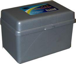 48 Bulk Index Card Box, 3x5, Black