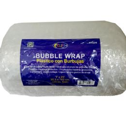 12 Units of Super Bubble Wrap 1'x25' - Boxes & Packing Supplies