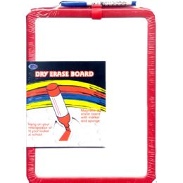 48 Wholesale Dry Erase Board With Marker, 8.5 X 11